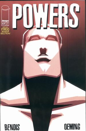 Cover for Powers #17 (2002)