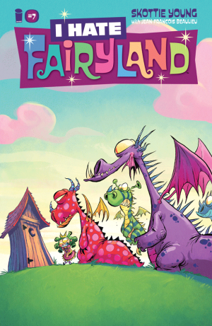 Cover for I Hate Fairyland #7 (2016)