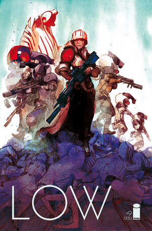 Cover for Low #9 (2015)