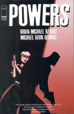 Cover for Powers #19 (2002)