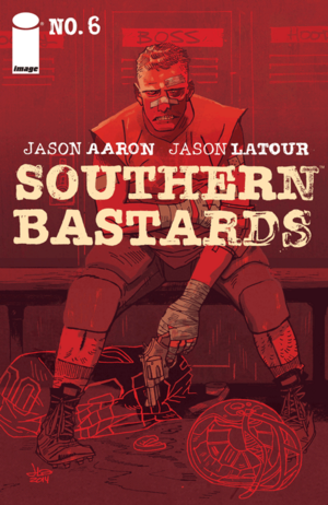 Cover for Southern Bastards #6 (2014)