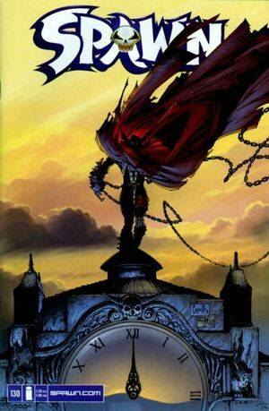 Cover for Spawn #130 (2003)