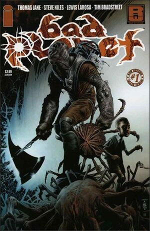 Cover for Bad Planet (2005)