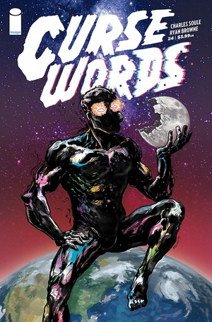 Cover for Curse Words #24 (2019)
