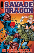 Savage Dragon Vol 1 208