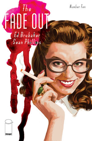 Cover for The Fade Out #10 (2015)