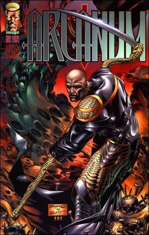 Cover for Arcanum #2 (1997)