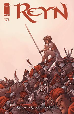 Cover for Reyn #10 (2015)