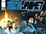 Tech Jacket Digital Vol 1 1