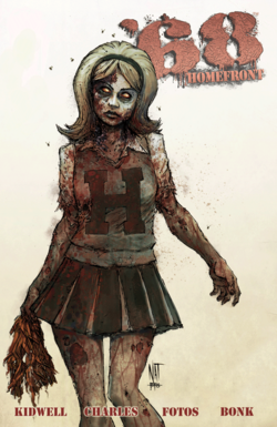 Cover for the 68: Homefront TPB Vol 5 Homefront Trade Paperback