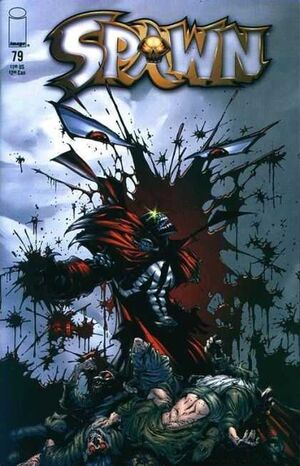 Cover for Spawn #79 (1999)