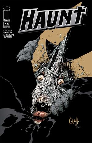 Cover for Haunt #14 (2011)