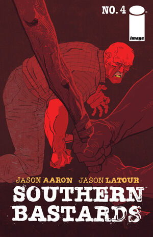 Cover for Southern Bastards #4 (2014)