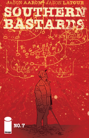 Cover for Southern Bastards #7 (2015)