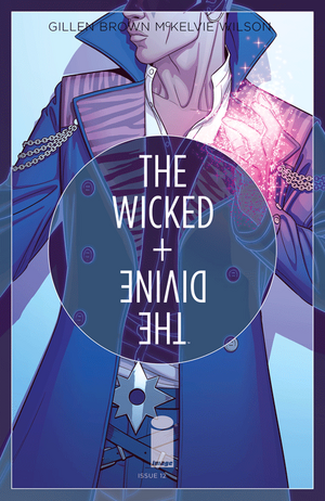 Cover for The Wicked + The Divine #12 (2015)