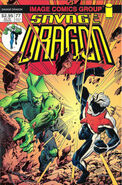 Savage Dragon Vol 1 77 Variant