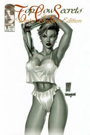Cover for Top Cow Secrets: Special Winter Lingerie Edition #1 (1996)
