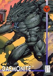 Daemonite (Wildstorm Productions)