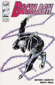 Backlash Vol 1 1-B