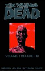 Cover for the The Walking Dead Omnibus Volume 1 Trade Paperback