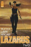 Lazarus (2013) Vol 1 2