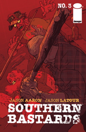 Cover for Southern Bastards #3 (2014)