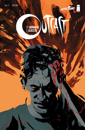 Cover for Outcast #1 (2014)