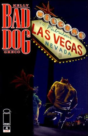 Cover for Bad Dog (2011)