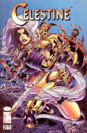 Cover for Celestine #2 (1996)