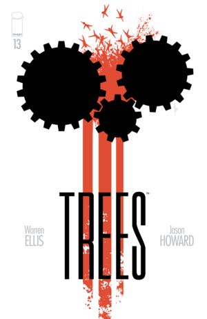 Cover for Trees #13 (2015)