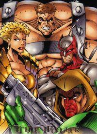 The four original roster