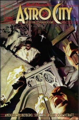 Cover for Astro City #6 (1997)