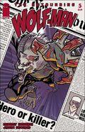 Astounding Wolf-Man Vol 1 5