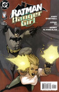 Batman Dangergirl Vol 1 1-A