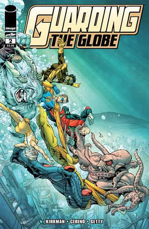 Cover for Guarding the Globe #2 (2010)