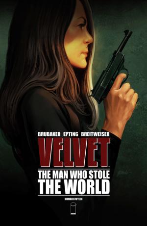 Cover for Velvet #15 (2016)