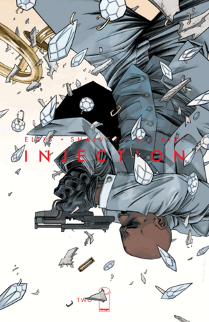 Cover for Injection #2 (2015)