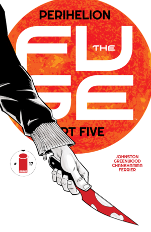 Cover for The Fuse #17 (2016)