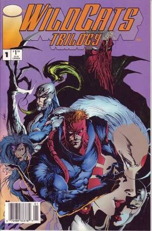 Cover for WildC.A.T.s Trilogy #1 (1993)