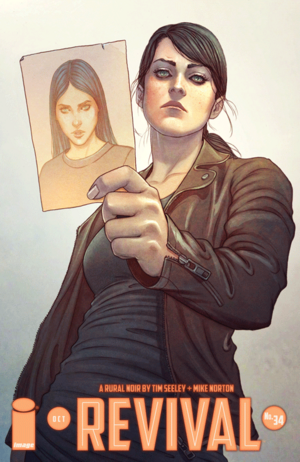 Cover for Revival #34 (2015)