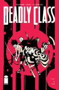 Deadly Class Vol 1 Cover 006