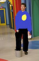 The Wiggles Rich the Blue Wiggle 1