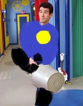 The Wiggles Rich the Blue Wiggle 2
