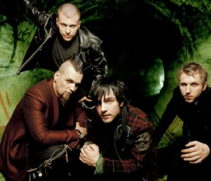 Three Days Grace crew