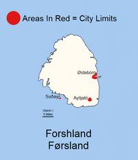Forshland
