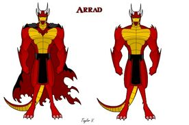 Arrad