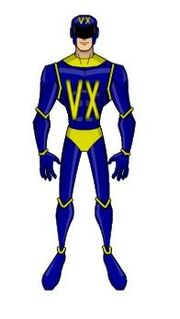 Capt. VX from VX Super Force