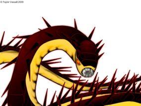 Hellblaze Worm
