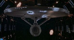 Final enterprise refit