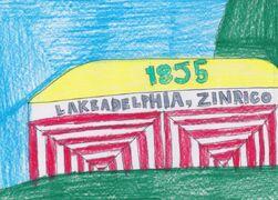 Lakeadelphia Sign
